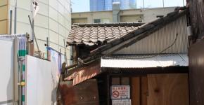 東京の都市空間における新旧共存景観の基礎的研究