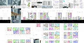 東京都中央区月島三丁目再開発計画 -路地空間の継承と発展-