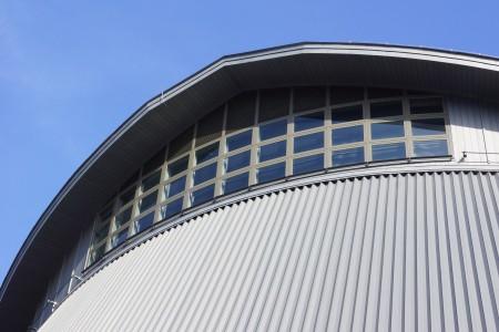 静岡県草薙総合運動場体育館 外観3