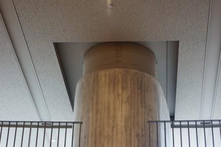 静岡県草薙総合運動場体育館 内観6
