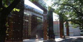 建築見学会レポート(2) 武蔵野美術大学図書館