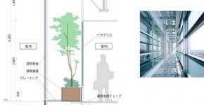 サステナブル建築の外皮における設計手法とその特性に関する研究