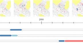 再開発事業地周辺における「空地」の分布とその変化に関する研究(2)