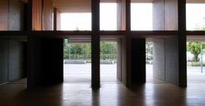 建築見学会レポート(3) 木材会館