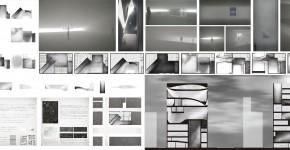 evo -不均質な光の連なりを持つ現代美術館-