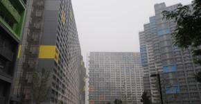 2011中国北京のフィールドワーク