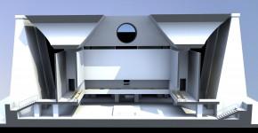 Louis I. Kahn のフーバ・シナゴーグにおける設計手法の考察