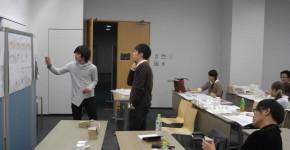 卒業設計2011中間発表会