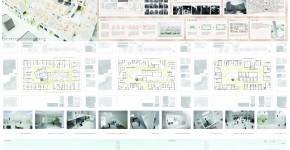 町家工場集合体|都市とつながる住工調和型集合工場