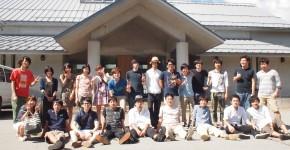 ゼミ合宿2012