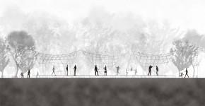 竹を活用したHPシェル構造シェルターの設計-千葉県南房総市における里山プロジェクト-