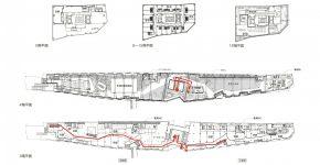 ミヤシタパークの店舗とパブリックスペースにおける行動調査