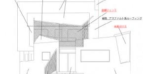 フランク・ゲーリーの住宅作品における外装素材の変遷に関する研究