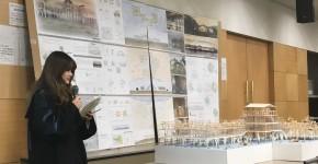 【2017年度卒業設計】丁佳蓉さんが建築学科賞,島田里沙さんが優秀賞を受賞!