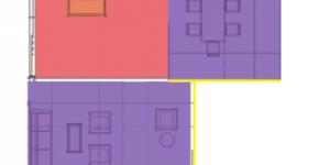 テレワーク移行から思考する仮想住宅 ―二棟一対の住戸を目指してー