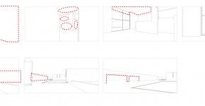 ルイス・バラガンの建築作品における空間の奥行についての研究 ‐絵画的空間構成法をシークエンスの前後関係から読み解く‐