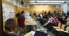 2013年度卒業設計公開講評会
