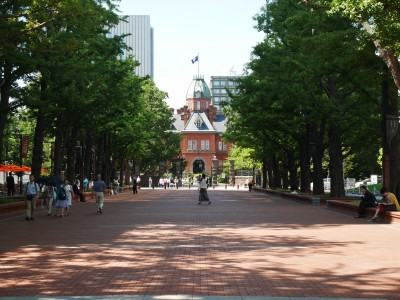 北海道庁旧本庁舎①