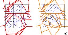 首都圏の市街地における都市空間のゆがみに関する研究-時間地図による分析-