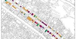 ミクロな店舗群による商業地の形成過程に関する研究-中目黒・代官山・原宿をケーススタディとして-