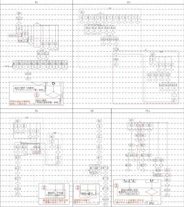 図 各設計プロセス縦