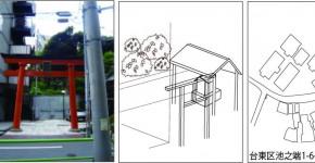 都市空間におけるゲニウス・ロキ-稲荷空間の構成類型-
