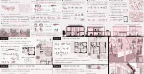 【速報】B4大方利希也君が2018年度日本建築学会設計競技で「タジマ奨励賞」受賞!