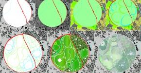 直径1kmの空白 ー科学と自然が共存する都市公園ー